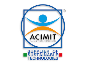 Certificato ACIMIT - Supplier of Substainable Technologies