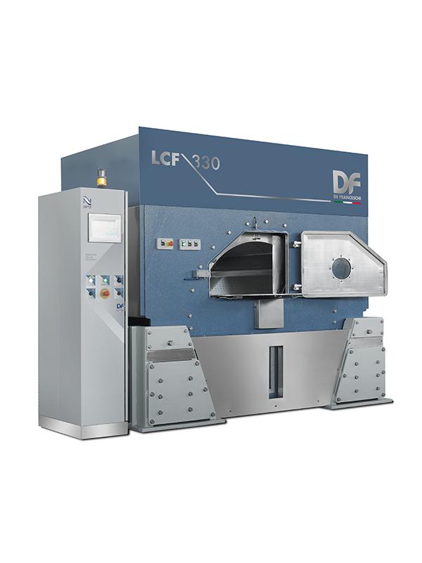 LCF: Lavacentrifuga industriale a carico frontale