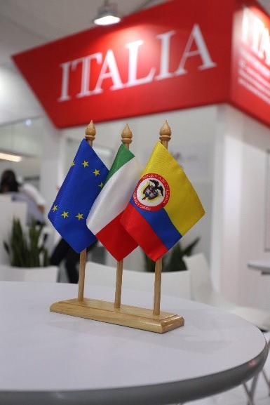 Nexia alla ColombiaTex 2017, Fiera del tessile a Medellín in Colombia - 2