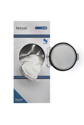 Ndryst: Essicatoio rotativo professionale che raffredda dopo l'asciugatura