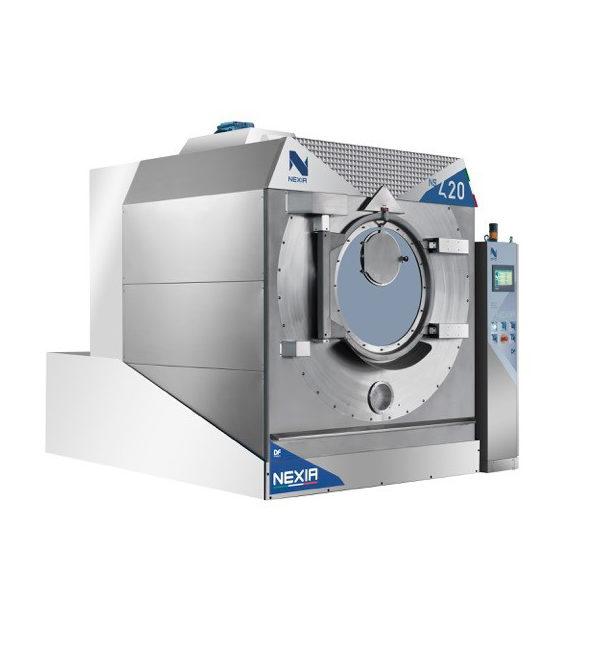 NS 420: Lavatrice industriale per lavaggio Stone Wash con precentrifuga