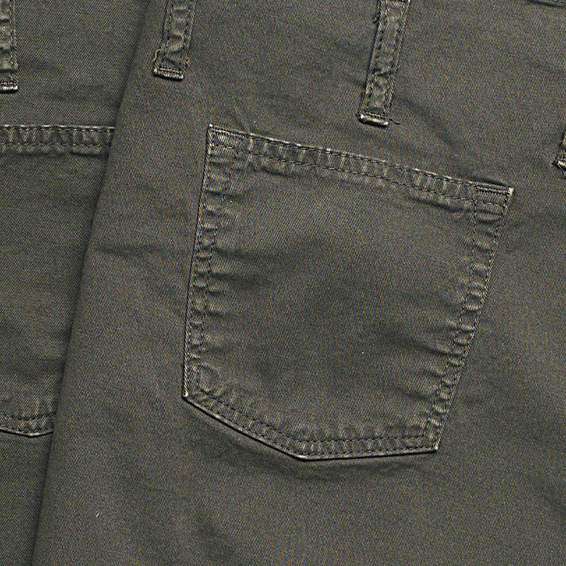 Lavorazione tessuto jeans 6