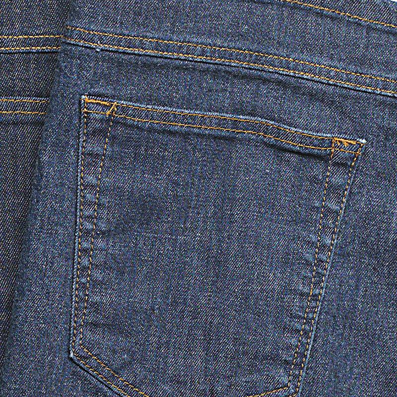 Lavorazione tessuto jeans 5